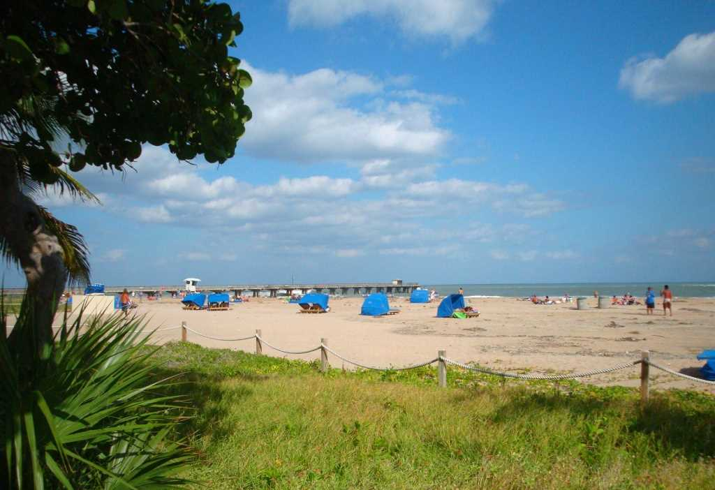 Spend the day at the uncrowded superb sandy beach.
