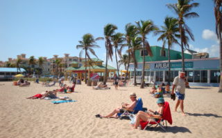 Beachfront L-b-t-S